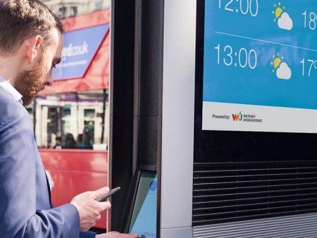 В Филадельфии запустят сеть из 100 уличных Wi-Fi киосков