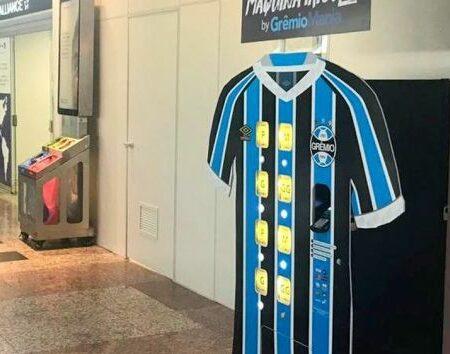 Бразильские футболисты решили заработать на вендинге