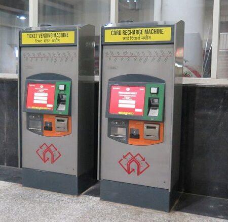 Чешская Mikroelektronika поставила более 80 билетных автоматов для метро индийского Лакхнау