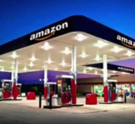 Amazon должна войти в бизнес автозаправочных станций