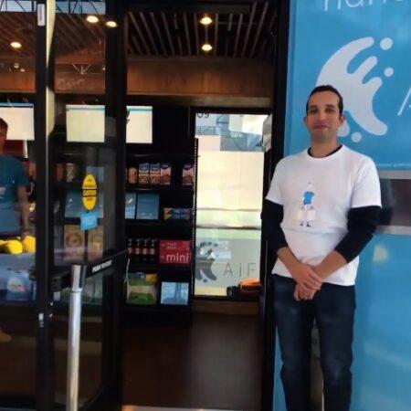 AiFi и Valora запустят сеть полностью автоматизированных магазинов в Швейцарии